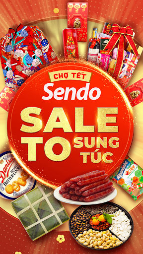 Sendo: Chu1ee3 Tu1ebft Sale To 4.0.44 Screenshots 1