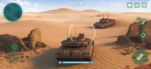 War Machines: Tank Battle - Army & Military Games  screenshots 19