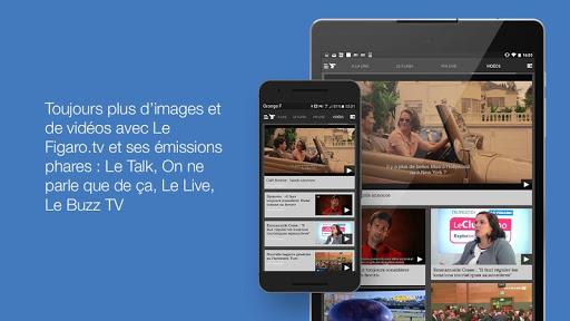 Le Figaro.fr: Actu en direct 5.1.25 Screenshots 9