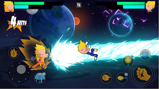 Super Dragon Stickman Battle Mod Apk (Unlimited Money) 4