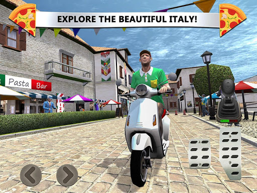 Pizza Delivery: Driving Simulator 1.6 screenshots 7