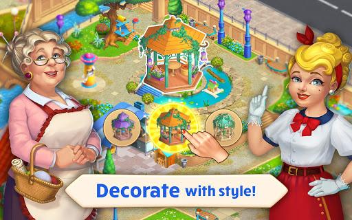 Matchland - Build your Theme Park  screenshots 16