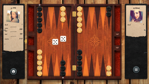 Backgammon GG - Online Board Game 2.1 screenshots 1