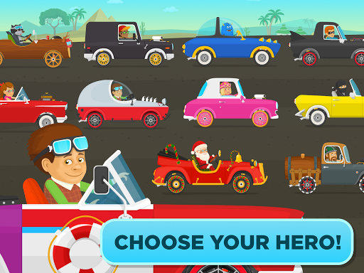Garage Master - fun car game for kids & toddlers apkmr screenshots 9