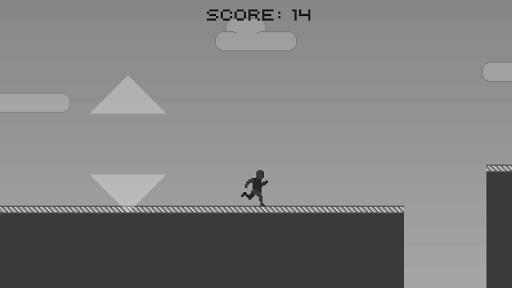 endless runner 2d screenshot 3