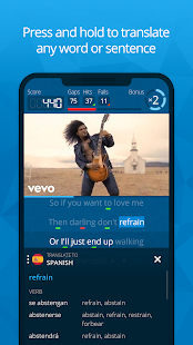 Learn Languages with Music Screenshot