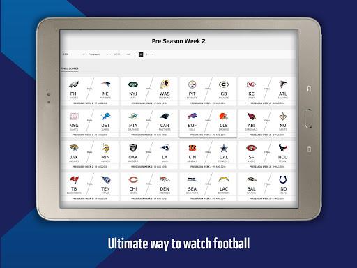 NFL Game Pass International 1.9.1 Screenshots 9
