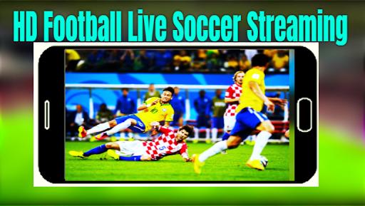 HD Football Live Soccer Streaming TV Lite 1.1 Screenshots 5