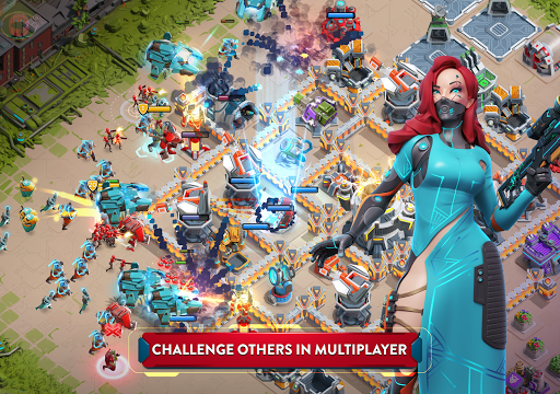Dystopia: Contest of Heroes  screenshots 9