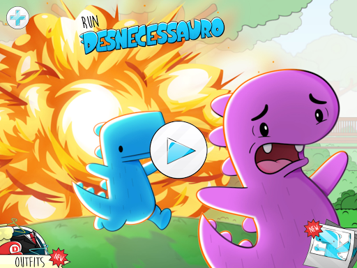 Another Dinosaur Run Game  Screenshots 6