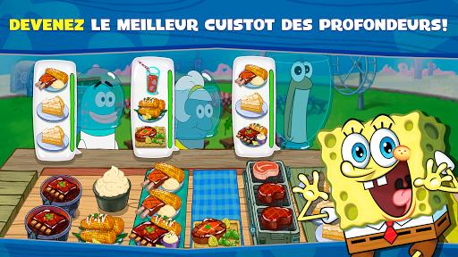 Télécharger Gratuit Bob l'éponge : Cuisine en Folie APK MOD (Astuce) screenshots 1