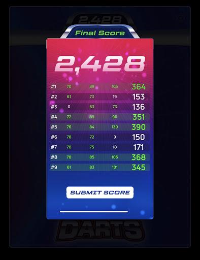 Darts Clash: PvP Skill Shot Darts Tournaments 2.1.1 screenshots 12