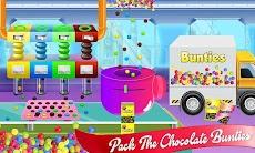 Chocolate Candy Factory -Dessert Bar Baking Gameのおすすめ画像1