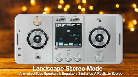 Stellar Mp3 Player - Stereo & Music Player
