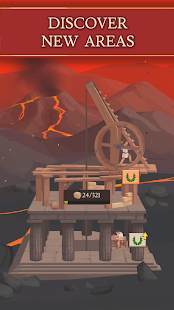 Idle Tower Miner-Mine and Build