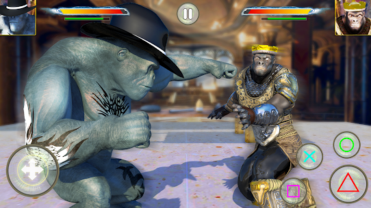 Apes Fighting 2018: Survival For Pc (Windows And Mac) Free Download 1