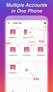 Downloader for Instagram – Repost & Multi Accounts 5