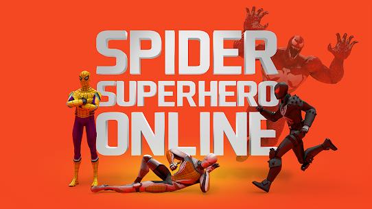 🕷 Spider Superhero Fly Simulator 2