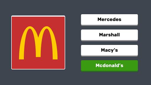 Quiz: Logo Game 2021, Multiple Choice Edition 1.3.6 Screenshots 8