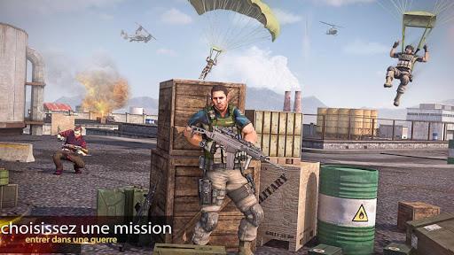 Code Triche neuf pistolet tournage FPS 3D: action Jeux apk mod screenshots 1