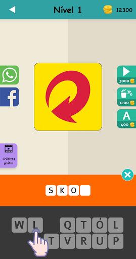 Logo Test: Brazil Brands Quiz, Guess Trivia Game 2.3.2 screenshots 6