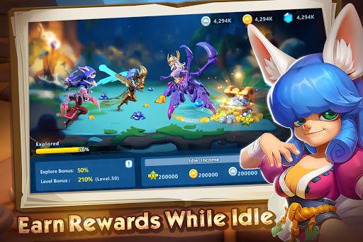 Craft Legend: Epic Adventure 0.6.6 screenshots 4