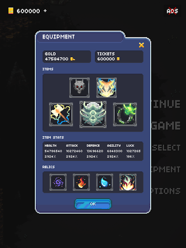 Hero's Quest: Automatic Roguelite RPG  screenshots 11