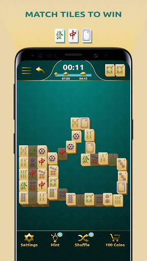 Mahjong Solitaire Games 1.24 screenshots 1