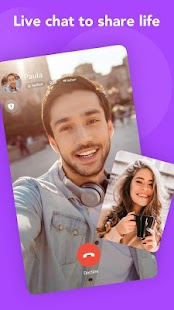 NOKA: Chat Globally And Share Your Life Screenshot
