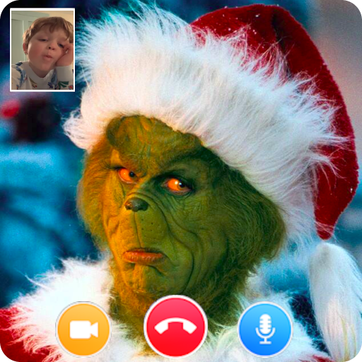 Call The Grinch  ☎️ Grinch Xmas Call and Live Chat