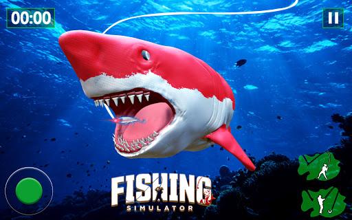 Reel Fishing Sim 2021 : Ace Fishing Game screenshots 1