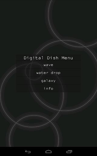Digital Dish Prototype Suite screenshots 1