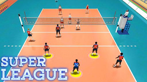 volleyball super league screenshot 2