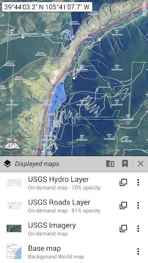 All-In-One Offline Maps 3.6b Screenshots 4