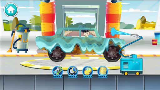 Little Car Wash 6 screenshots 3
