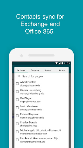 Aqua Mail - Email app for Any Email 1.27.2-1730 Screenshots 4