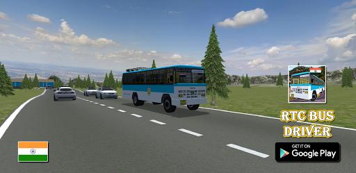 RTC Bus Driver - Tirupati Apkfinish screenshots 8