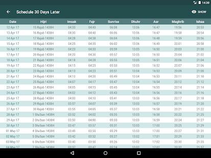 Quran English 2.7.02 Screenshots 17