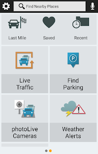 Garmin Smartphone Link Screenshot