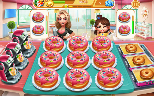 Cooking City: frenzy chef restaurant cooking games  screenshots 11