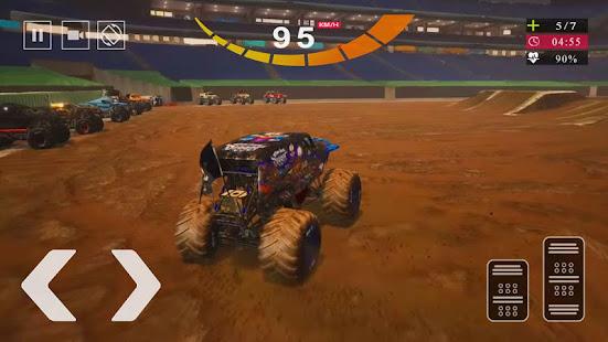 Monster Truck 2020 Steel Titans Driving Simulator 1.3 Screenshots 3
