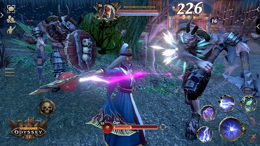 Warhammer: Odyssey MMORPG 1.0.6 screenshots 11