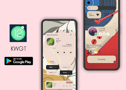 Twelve KWGT Apk Latest (PAID) for Android 1