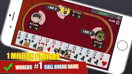 Call Break Card Game -Online Multiplayer Callbreak  Screenshots 12