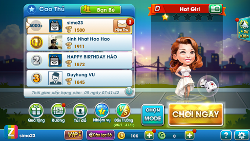 Cu1edd Tu1ef7 Phu00fa - Co Ty Phu ZingPlay - Board Game 3.4.6 Screenshots 6