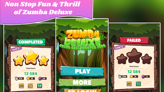 Zumba Deluxe – Color Ball Shooter 2021
