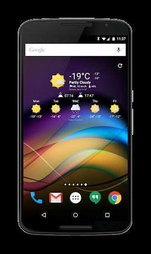 Chronus Information Widgets android2mod screenshots 5