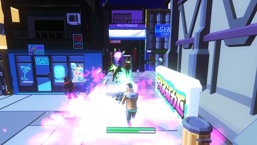 Shooter Punk - One Finger Shooter screenshots 6