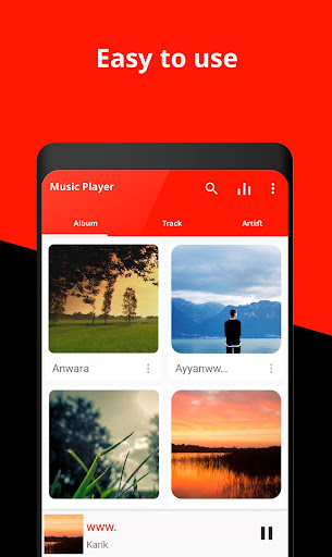 Music Player 3.5.4 Screenshots 1