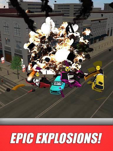 Slingshot Crash Apkfinish screenshots 8